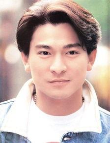 刘德华图片高清年轻