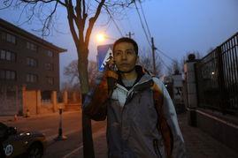 ...年1月28日,北京,朱瑞峰接受记者电话采访.摄影:京华时报/徐晓...