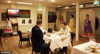 ...棠花 朝鲜驻外餐厅的日常生活