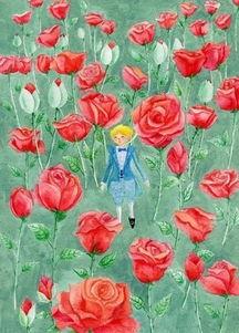 小王子 那些触动你心灵的童话句子摘录