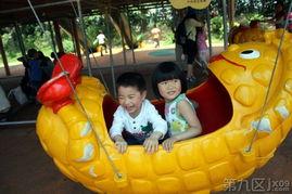 杭州壮熊-余杭农夫乐园 熊出没之欢乐嘉年华 归来,玩的很尽兴,可是说好的熊...
