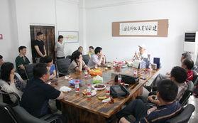 江西侨联赴景德镇学习了解陶瓷艺术文化