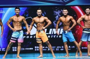 2018奥林匹亚先生大赛 中国站 男子健体D组冠军赵琛