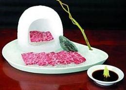 黄金也能吃 世界上最贵的美食