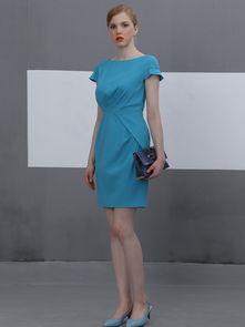 迪奥女装夏季新款修身连衣裙-Dior迪奥品牌 星光熠熠