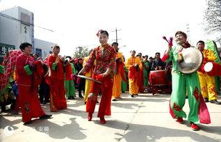 合肥吴山镇 民俗美食传千年
