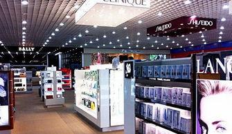 上海日上免税店购物攻略 地理位置
