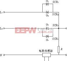 基于MC68HC908MR16数字化控制的不间断电源系统