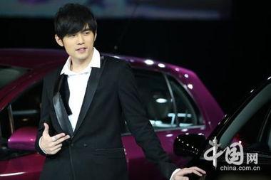 中国最帅男明星排行 前五