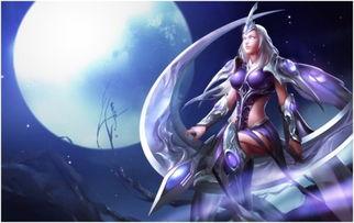 超神英雄HON英雄介绍 月之女神阿特弥斯