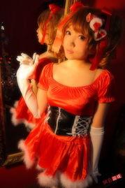 人参娘-圣诞萝莉娘参上