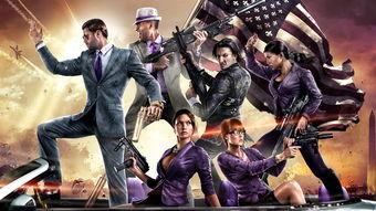 《黑道圣徒4》   模仿GTA的游戏不计其数,但是模仿的有模有样且别...