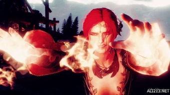 ...猎特莉丝从原著小说到游戏的成长历程解析 巫师3 狂猎攻略秘籍
