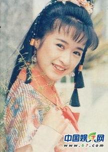 80年代唯美古装女星