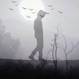 孤独患者 图片