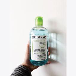 第一次买贝德玛的卸妆水