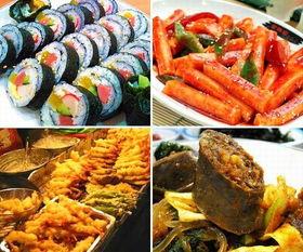 韩国17种街头小吃 韩国是美味天堂,从韩餐、中餐到西餐,从麦当劳...