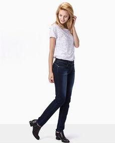 女式牛仔裤尺码怎么看 女牛仔裤尺码对照表