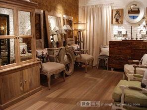 农村家庭房间破旧照片-探有生命的法式乡村创意家居店 Essence