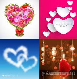 浪漫情人节贺卡祝福语 温柔的话语拨动心弦