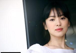 娱乐圈清纯唯美女神盘点 周慧敏宋慧乔刘亦菲秀智