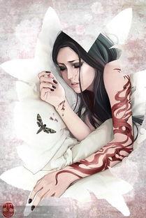 蝶雨殇-镜幻蝶 殇小涩 2011.4月 女生封面组