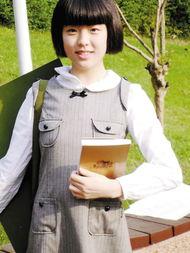 ▲杭州女孩:崔琼尹  摄 :   拍摄时间:2009年4月18日  拍摄地点:紫...