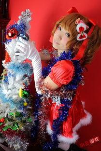 人参娘-圣诞福利提前送 圣诞萝莉娘参上