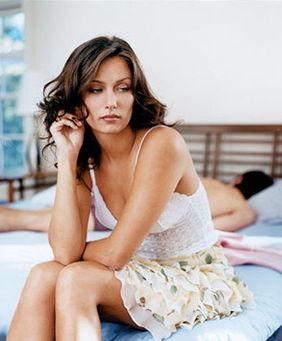 男人希望女人在床上咋表现