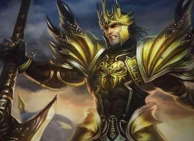英雄联盟之德玛西亚皇子 中单皇子第一视角,天崩地裂的屠...-英雄联...