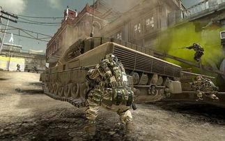 AVA 战车模式新地图沙漠突袭横空出世