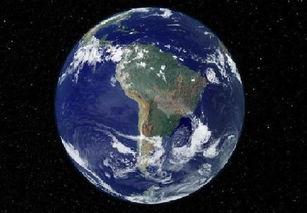 地球,一颗蔚蓝色的行星-火星比地球小 但一座火山是太阳系里最大的