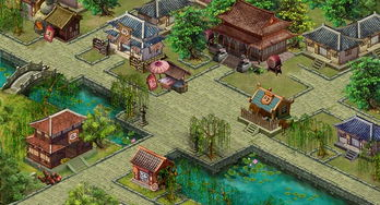 武林传奇2城市地图一
