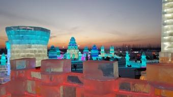 ...的 哈尔滨冰雪大世界游园攻略 第三篇 景观篇 出炉