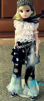 ...真 甜美 韩国美人娃娃-精致可爱韩国美女娃娃