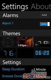 漂亮的闹钟 Alarm Clock v1.3