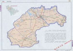 松原市行政区划地图