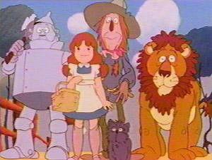 OZ国历险记-80后的独家记忆 难忘童年经典动画片