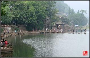 四川柳江古镇