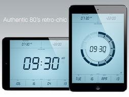 ...话的闹钟下载 Touch LCD Speaking Alarm Clock下载 会说话的闹钟 ...