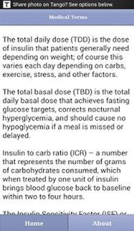 Insulin Pump Calculator 8