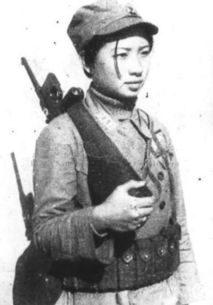 女兵和她的毛瑟枪.-日军眼中的中共抗战 打仗神出鬼没 与百姓如鱼水