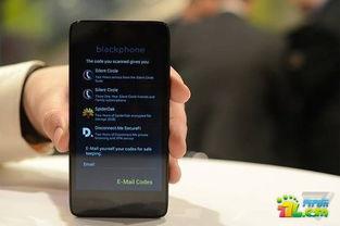 ,使用手机上的加密通讯应用是需要收费的,每个购买Blackphone的用...