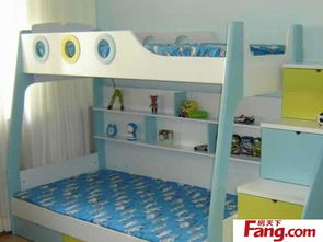 ...儿童床图片上下两层图片 房天下装修效果图