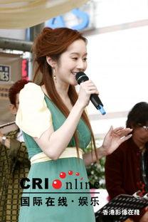 国际在线娱乐报道: -许慧欣想演女打仔 曾扮成男生亲近李连杰