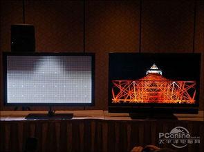 区域控光技术展示-LED电视画质有优势吗 评测