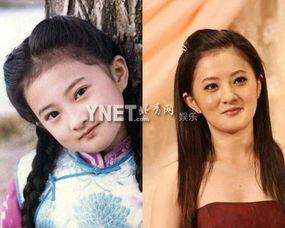 姑娘,据说许多台湾的孕妇都把她小时候的照片挂在墙上,日看夜看希...