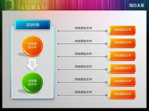 三步骤层层推进递进关系PPT图表