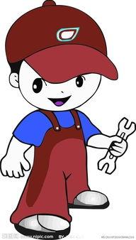 8027漫画-动漫卡通小人物图片