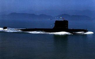 039A型常规潜艇出航 摄影: -平可夫 解放军对台打不起消耗战 46